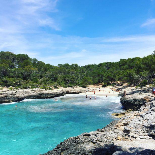 Cala Mondrago - Majorque