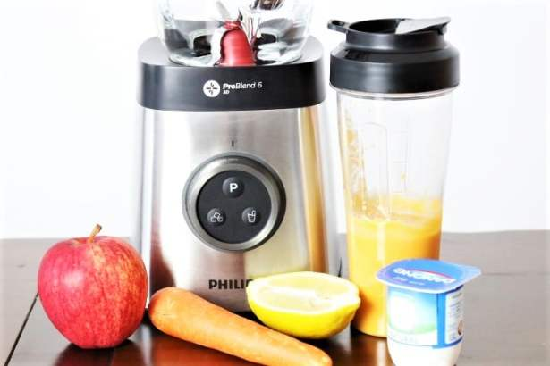 Facile à utiliser ! - blender Philips Mix&Go HR3655