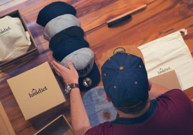 Personnaliser sa casquette