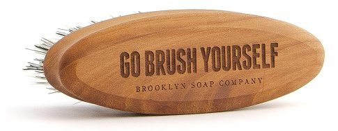 brosse à barbe BROOKLYN SOAP COMPANY