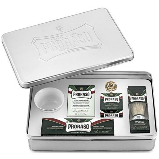 Kit de rasage homme Proraso à 51€ en vente sur Comptoir de l'homme