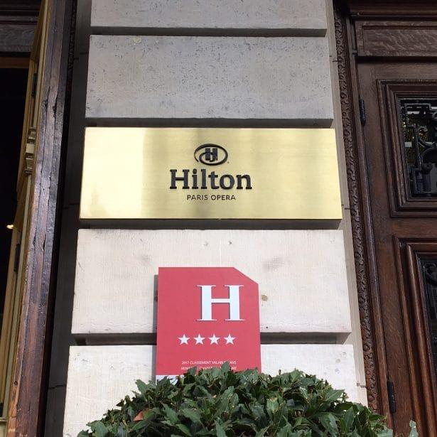 Hilton Paris Opera ****