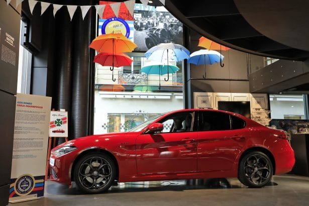 Alfa Romeo Giulia Quadrifoglio - MotorVillage