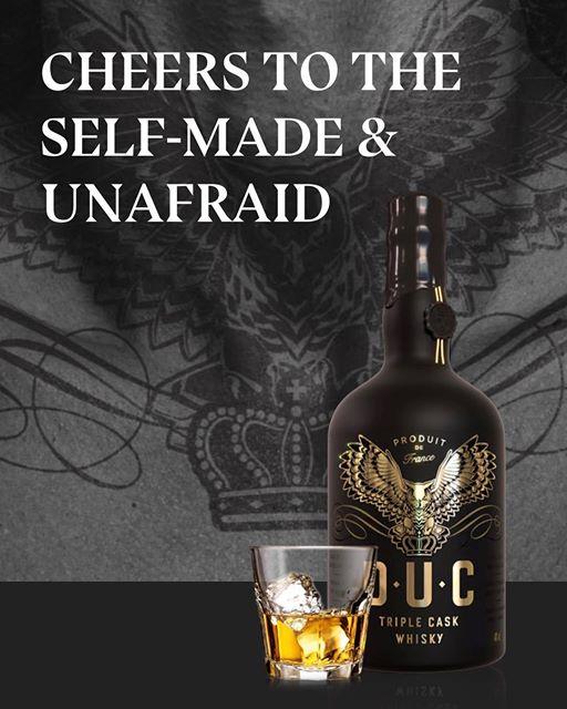 Découvrez l'univers de D.U.C Whisky