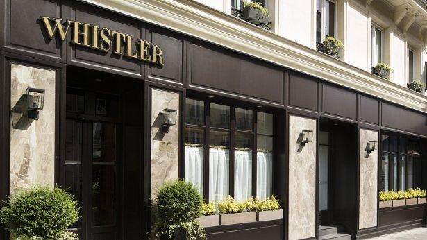 Hôtel Whistler à deux pas de la Gare du Nord