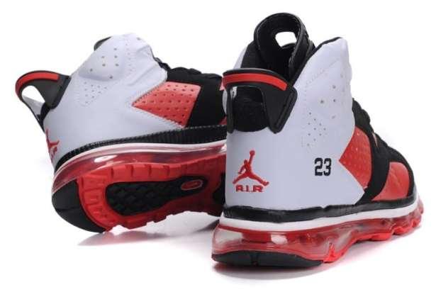 Michael Jordan et ses fameuses Air Max