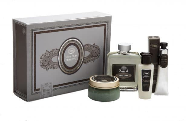 Coffret Gentleman Celebration by Sabon