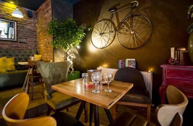Vélo vintage pour une décoration intérieure originale