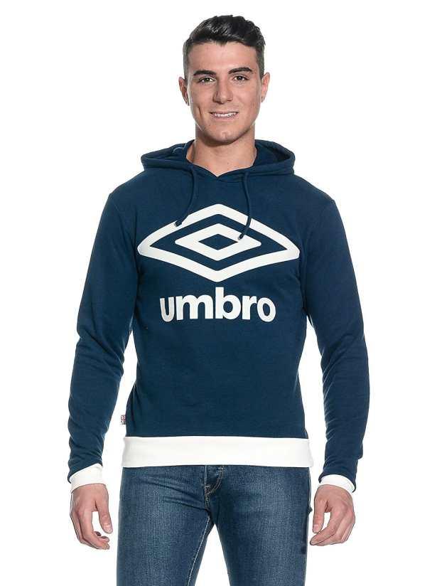 Umbro - Sweat-shirt - Homme Bleu