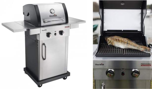 Le barbecue professionnel 2200S de Charbroil !