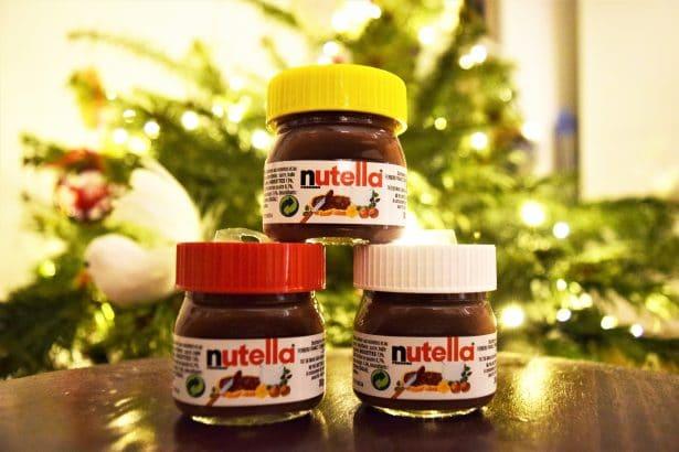 Les Nutellinis pour Noël et pas que !