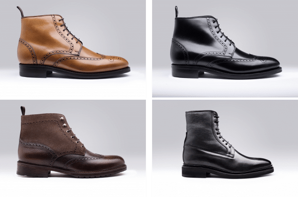 Boots homme style Peaky Blinders