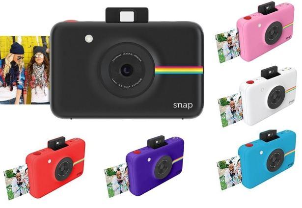 Polaroid Snap pour immortaliser les moments à deux