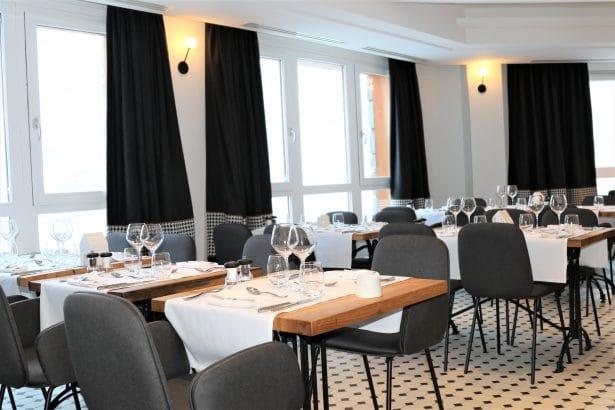 Le Restaurant à l'Araucaria Hôtel de La Plagne