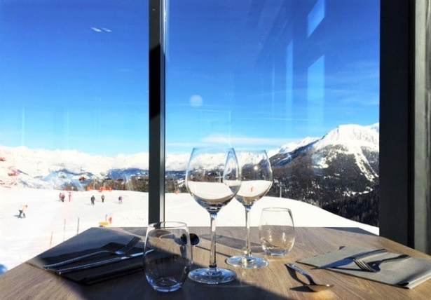 On ne s'en lasse pas - Restaurant 360 La Plagne