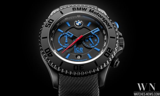 Ice Watch - Collection BMW Motorsport avec Pierre Leclercq