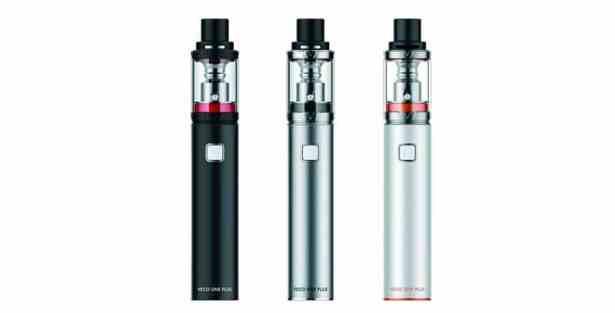 Pack e-cigarette compact et sobre