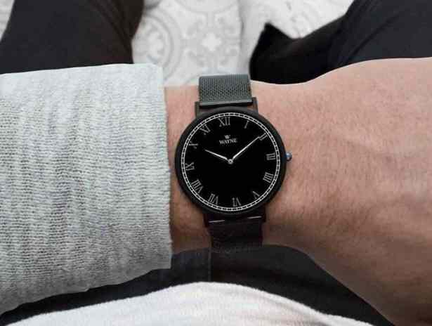 Wayne Watches, les montres solidaires