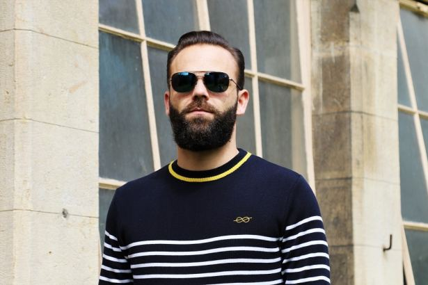Un pull Marin chaud, confortable et tendance by Faguo x Armor Lux
