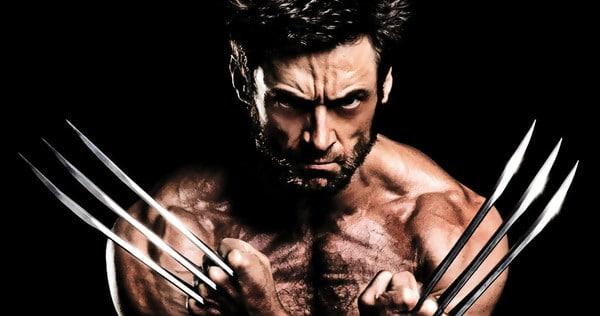 Barbe sans moustache de Wolverine