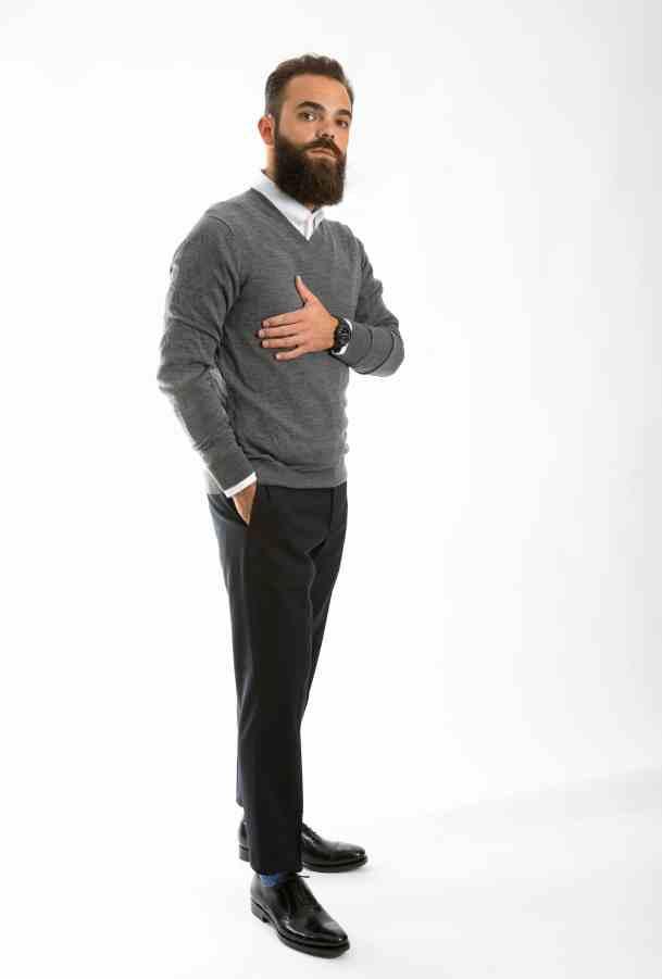 Pantalonankle 7/8ème Uniqlo pour homme