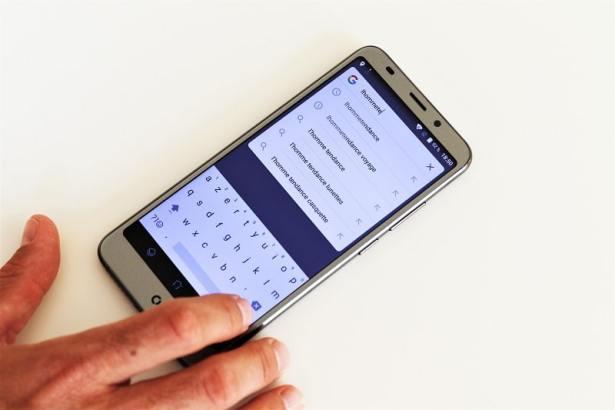 test-smartphone-echo-horizon-lite-plus-technologie