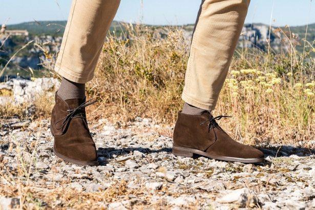 incorio-souliers-cuir-qualite-homme-bottine-Gabin-daim-marron