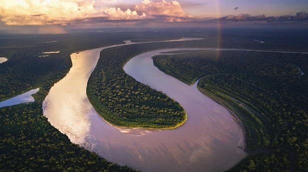Des fournisseurs en amazonie
