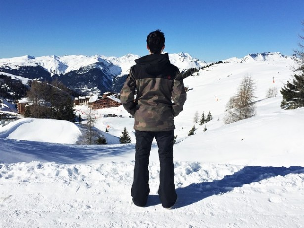 la-plagne-voyager-leger-skier-oxygene-volcom