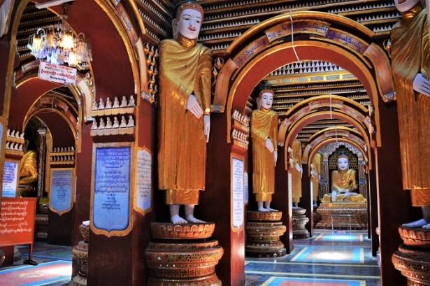 pagode Thanboddhay