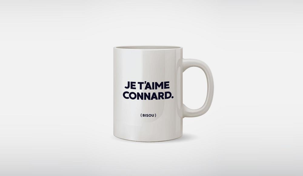 Les gens sans Barbes Femmes Tasse Céramique Nouveauté Tasse Drôle Cadeau Thé Café