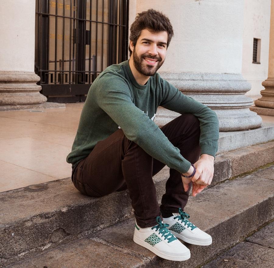 Kévin Gougeon, Président et co-fondateur de N'go Shoes