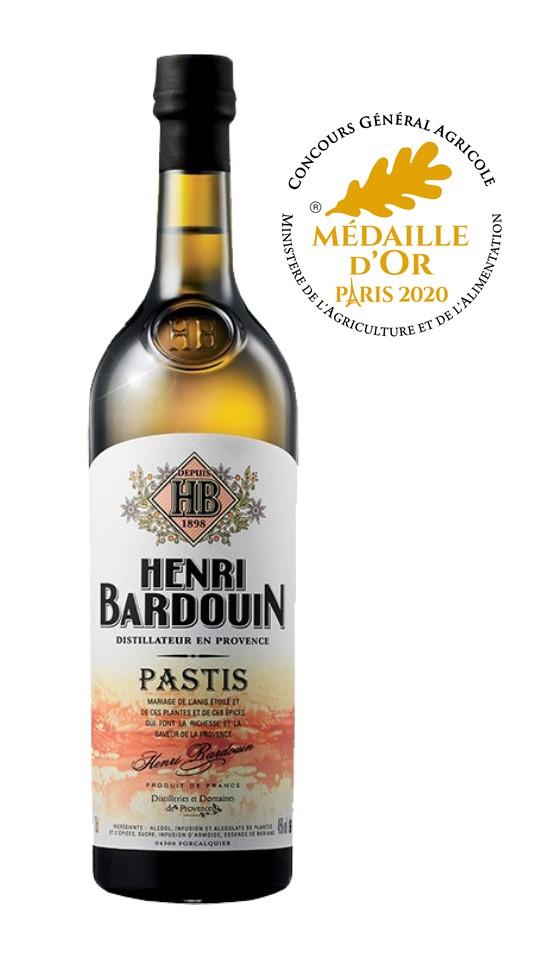 Pastis Grand Cru Henri Bardouin
