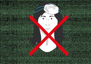 Port du masque anti-virus : à ne pas faire