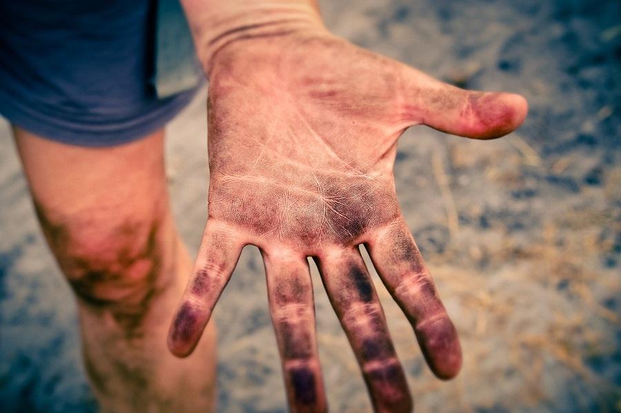 Bien se nettoyer les mains