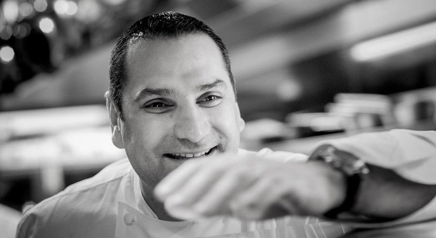 Thomas Boullault - Chef étoilé du restaurant l'Arôme à Paris
