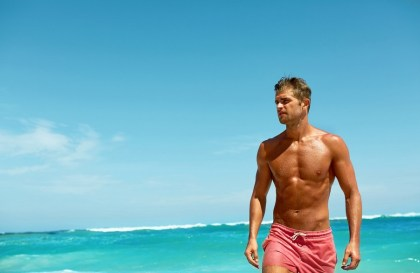 Summer body homme