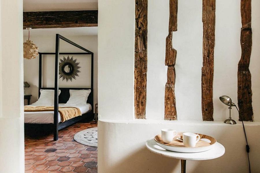 La Dîme de Giverny : chambres d'hôtes d'exception autour de Paris