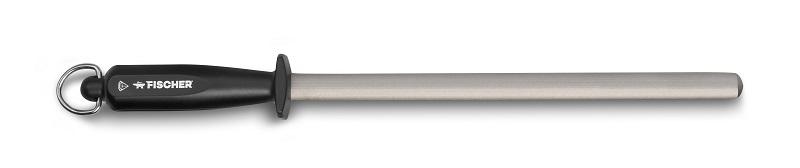 Fisher 452 Fusil Professionnel Mèche Ovale 27 cm - pour aiguiser vos couteaux comme un cuisinier professionnel