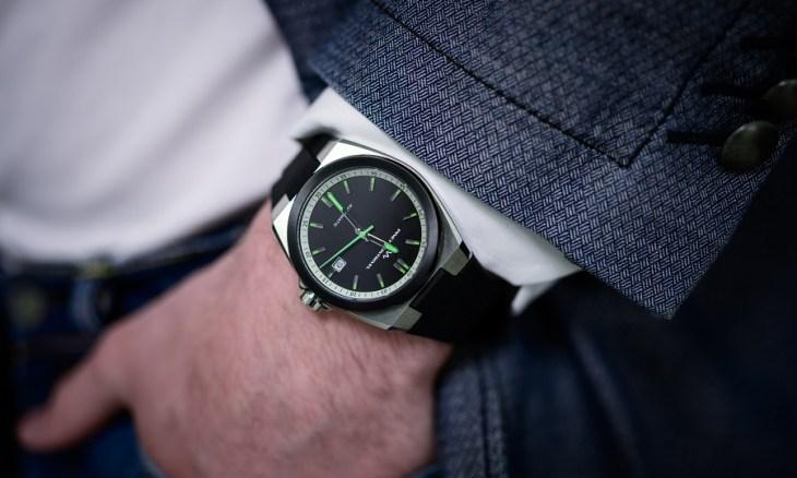 Pinet Montrivel, la nouvelle marque d'horlogerie française