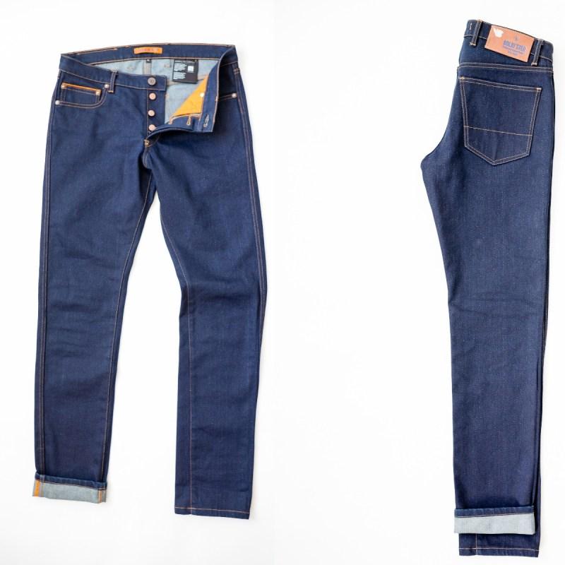 Bolid'ster vous présente son jean en armalith pour homme