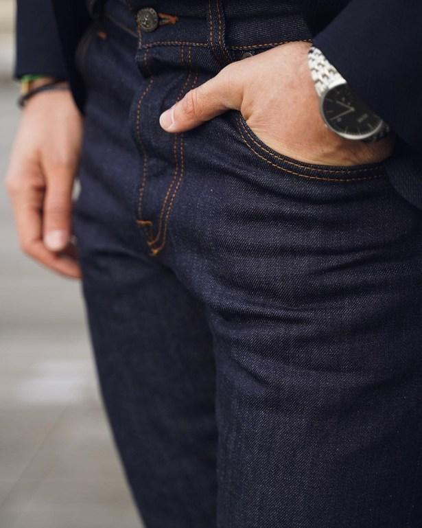 Fairblue Jeans éco-responsables pensés en France et conçus en Italie