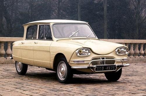 Citroën Ami6 (1961-1969)