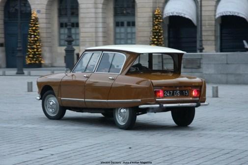 Automobiles d'Antan - Canalblog Citroën Ami 6 Club de 1969 - Automobiles d'Antan