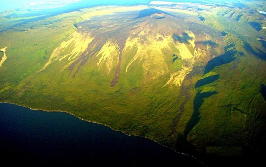 Vue du Piton de la Fournaise - La Réunion