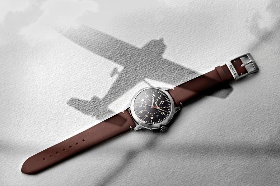 Alpina Startimer Pilot Heritage Automatic : montre édition limitée