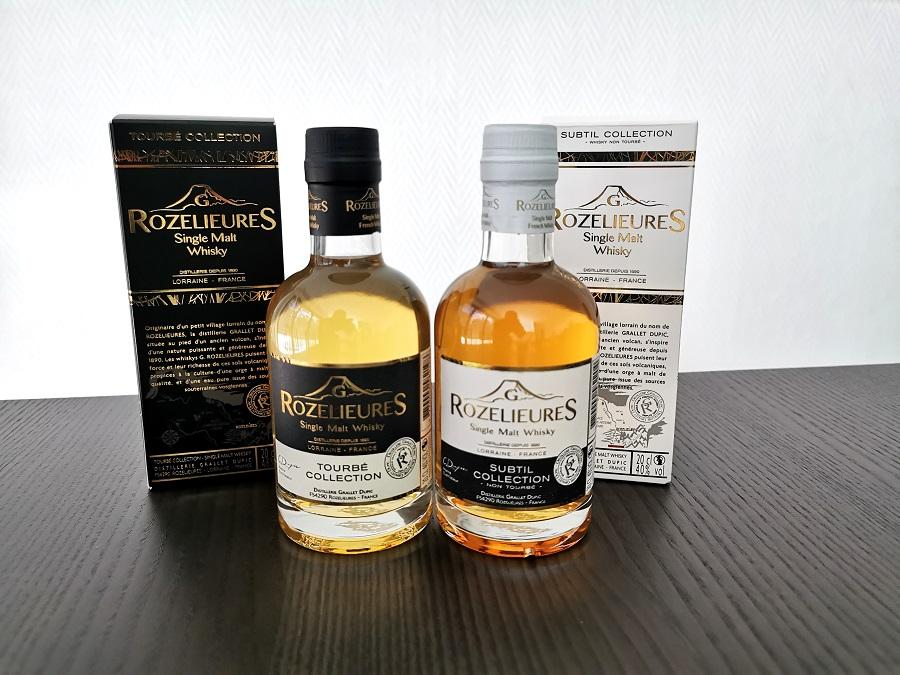Test dégustation whisky français Rozelieures