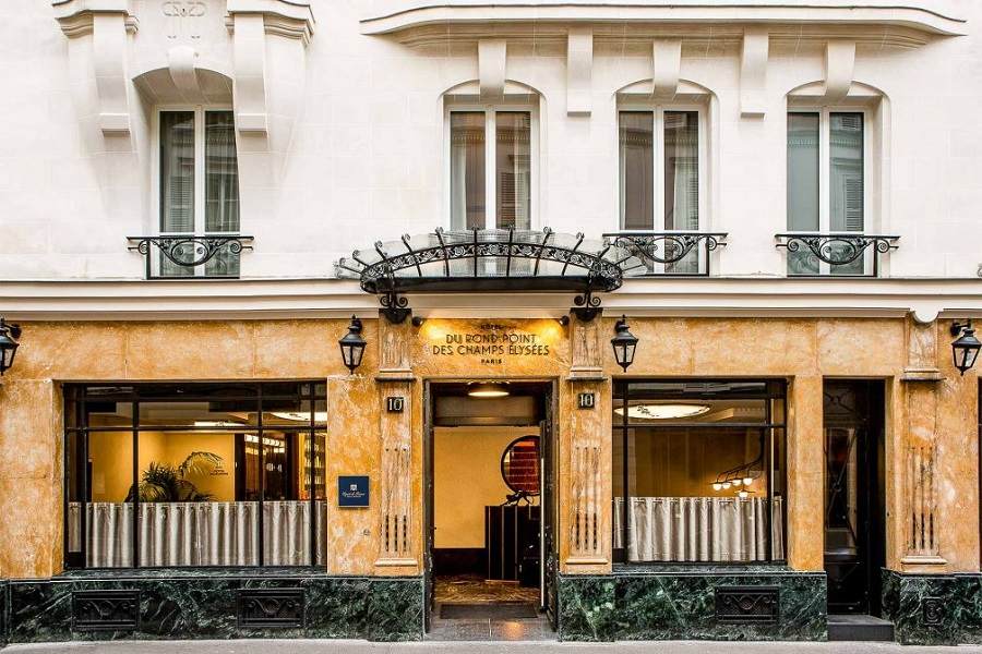 Hôtel du Rond-Point des Champs-Élysées
