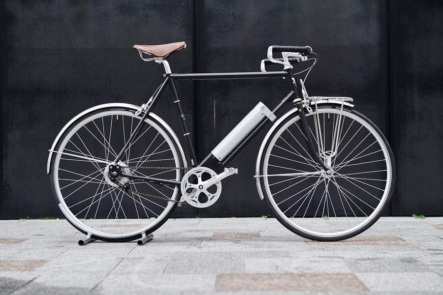 Vélo électrique français fabriqué et assemblé en France à partie de 3450€ - Cycles CAVALE