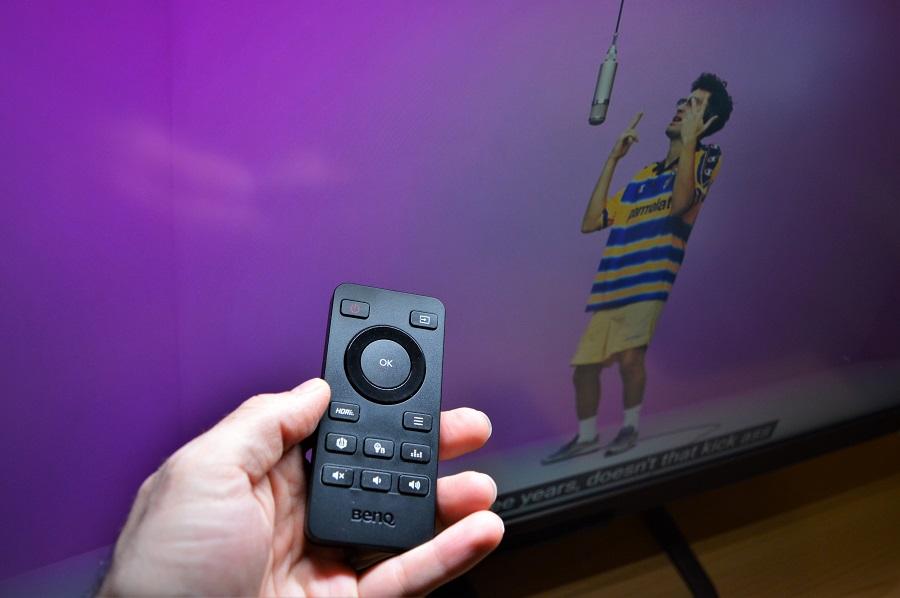 Télécommande écran BenQ EW3280U
